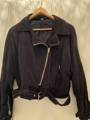 Free People Bomber Jacket black