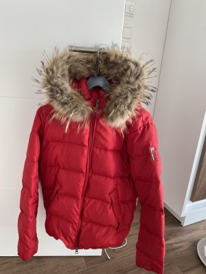 Bomboogie Down Jacket red-black