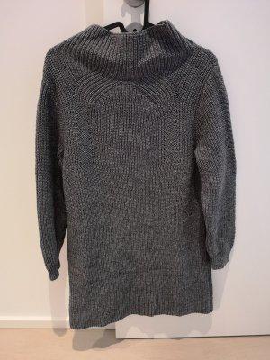 Ange Paris Robe en laine gris