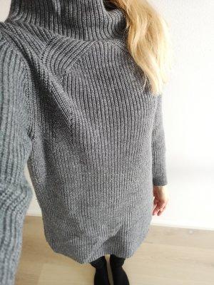 Ange Paris Vestido de lana gris