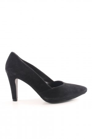 Perlato High Heels schwarz Casual-Look