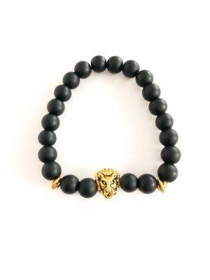 Perlen Armband Löwe