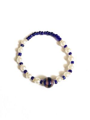 handmade Pearl Bracelet multicolored