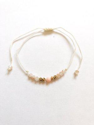 Perlen Facetten Armband