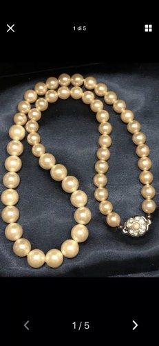 Perlen Halskette mit Anhänger wie neu