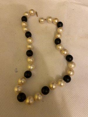 Perlen Halskette vintage