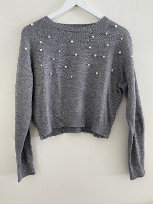 Perlen- Pullover