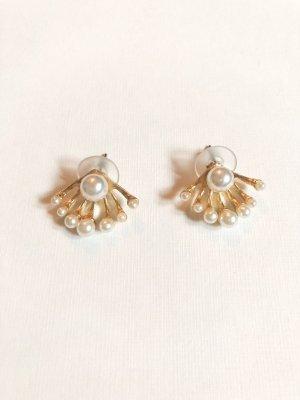 Perlen Swing Ohrringe