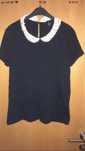 Perlen T-Shirt
