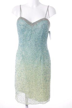 Perlenbesticktes Cocktail-Kleid