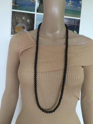 Bijou Brigitte Collar de perlas negro