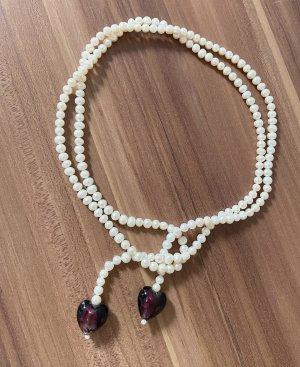 Alessandro Collier de perles multicolore