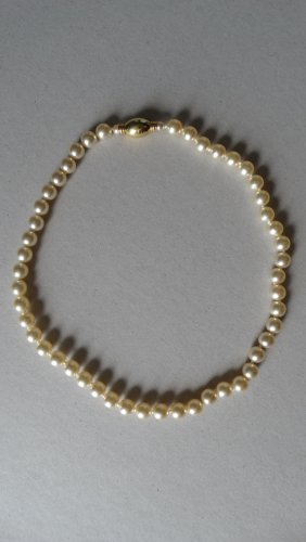 Collana di perle multicolore