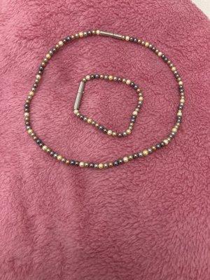 Perlenkette +Armband
