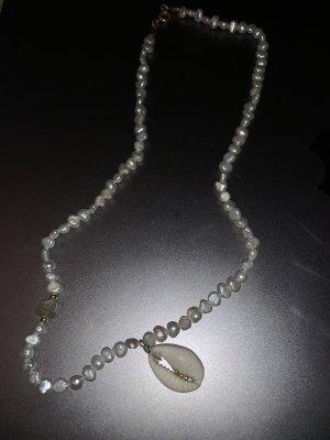 Perlenkette Hola Amor Estudios mit Perle Halskette