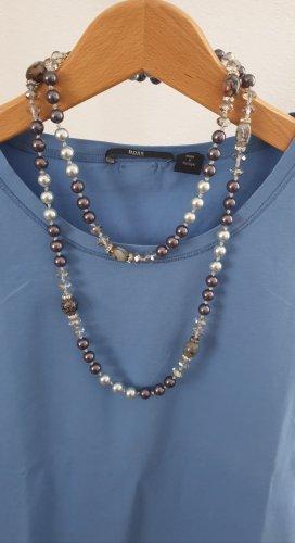 Anonyme Designers Collier de perles multicolore matériel synthétique