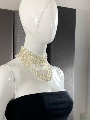 Perlenkette - Modeschmuck