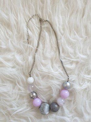 Perlenkette Perlen Damenkette von flame NEU!