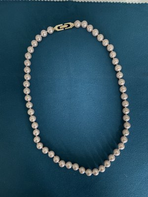 Pierre Lang Collar de perlas rosa empolvado-rosa