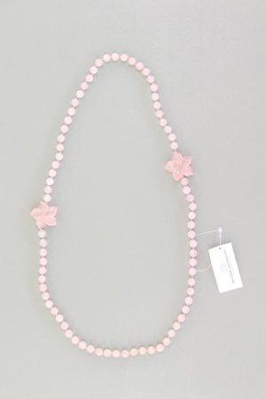 Perlenkette pink