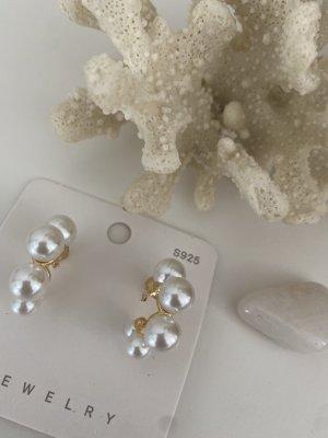 Boutique Mare Boucles d'oreilles en perles multicolore