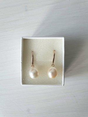 Juwelier Pareloorbellen veelkleurig