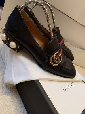 Gucci Loafers zwart
