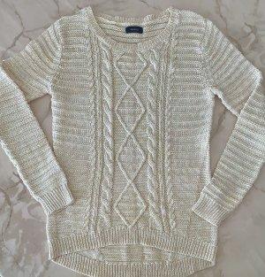 Perlmutt-Pullover Yessica