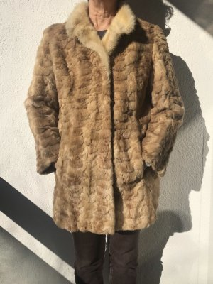 Pelt Jacket cream-beige