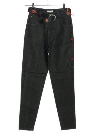 Perry Country Pantalon bavarois noir élégant