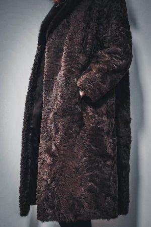 persischer Lammfell Vintagemantel