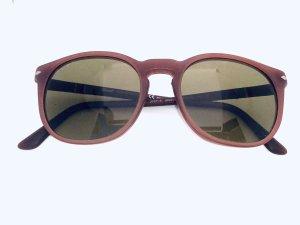 Persol Gafas de sol ovaladas marrón-coñac
