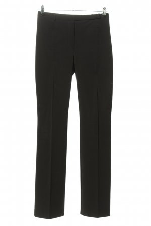 Personal Affairs Pantalone da abito nero stile casual