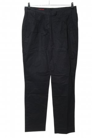 Personal Affairs Chinohose schwarz Business-Look