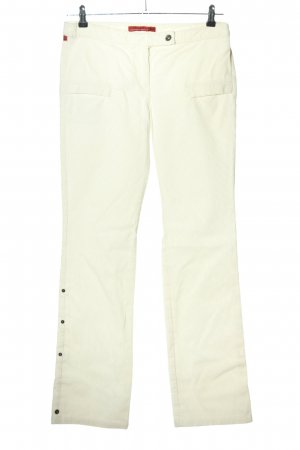 Personal Affairs Cordhose wollweiß Casual-Look