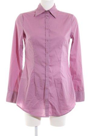 Personal Affairs Camicetta a maniche lunghe rosa stile casual