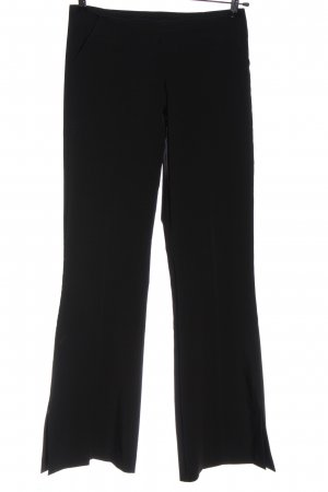 Personal Affairs Pantalón tipo suéter negro estilo «business»