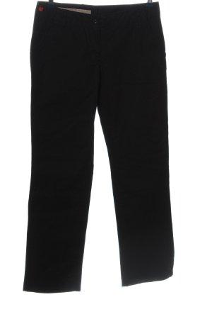 Personal Affairs Pantalone elasticizzato nero stile casual