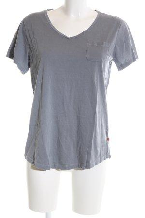 Personal Affairs T-Shirt silberfarben Casual-Look
