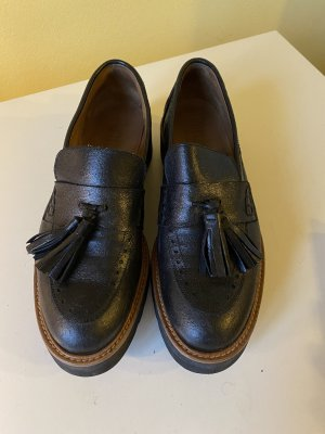 Pertini Loafer mit Plateau Gr 38,5 top