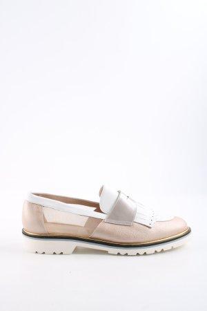 Pertini Schlüpfschuhe creme-weiß Casual-Look