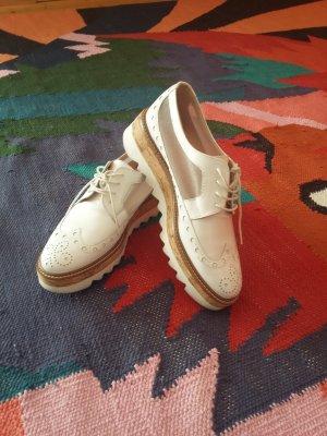 Pertini Zapatos Budapest blanco
