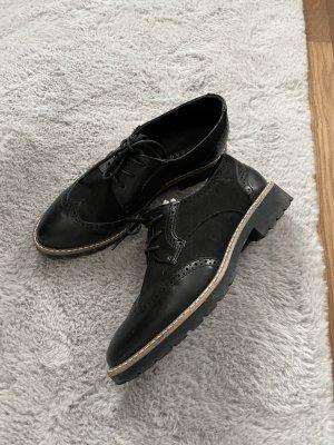 Pesaro Budapest schoenen zwart
