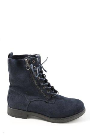 Pesaro Krótkie buty czarny W stylu casual