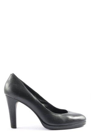 Pesaro High Heels schwarz Casual-Look