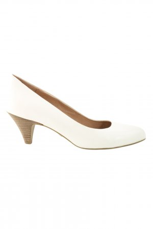 Pesaro Mary Jane Pumps weiß Casual-Look
