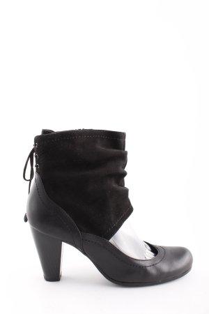 Pesaro Mary Jane pumps zwart casual uitstraling