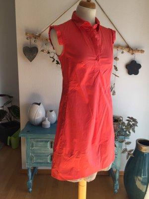 Peserico tolles Kleid rot Größe S