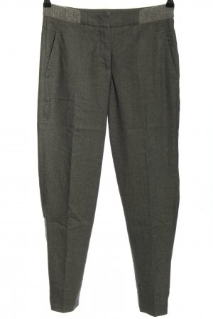 Peserico Woolen Trousers light grey casual look