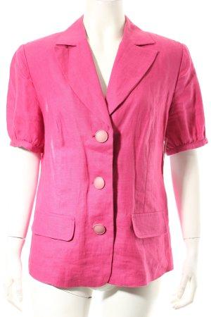 Peter Hahn Blusenjacke pink Casual-Look